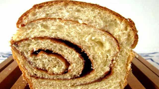 Delicioso Pão de Canela