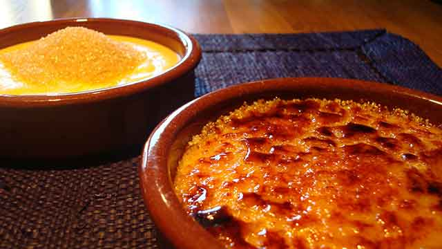 Deliciosa Crema Catalana